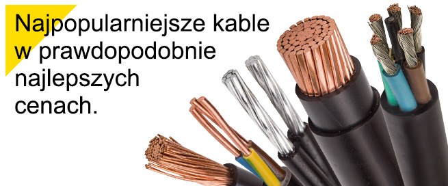 Najpopularniejsze kable