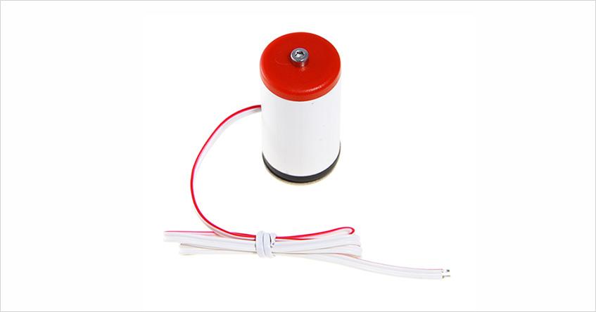 Atrapa baterii C R14 z przewodem