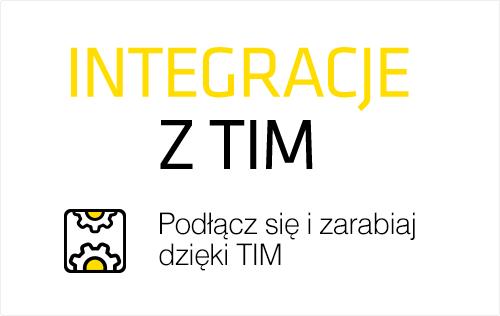 Sprzedawaj towary z tim.pl na własnym sklepie API