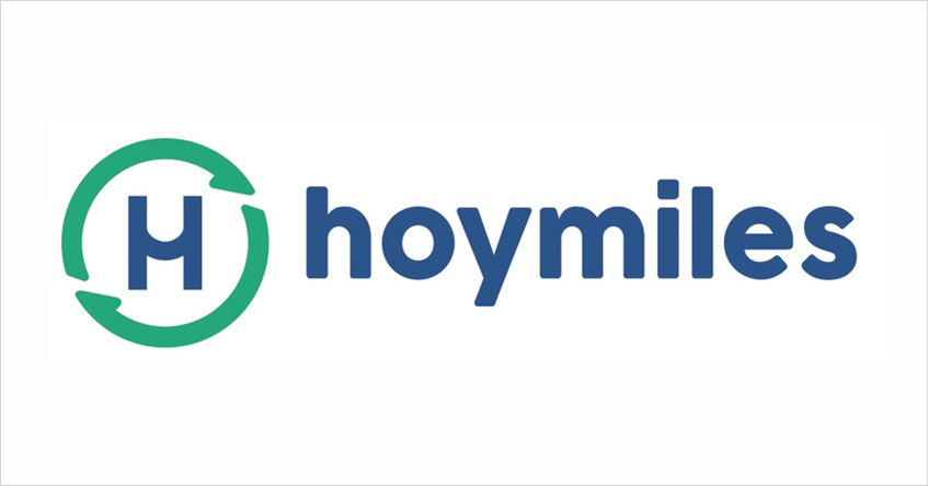 Logo firmy Hoymiles