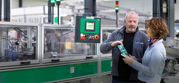 Produkty i rozwiązania dla przemysłu