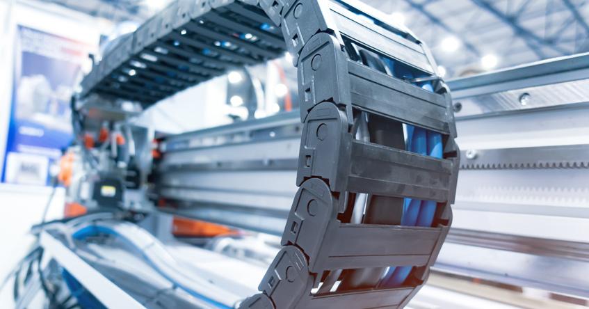 Zastosowanie kabli sterowniczych w przemyśle