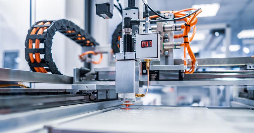 Zastosowanie kabli MachFlex™ w przemyśle