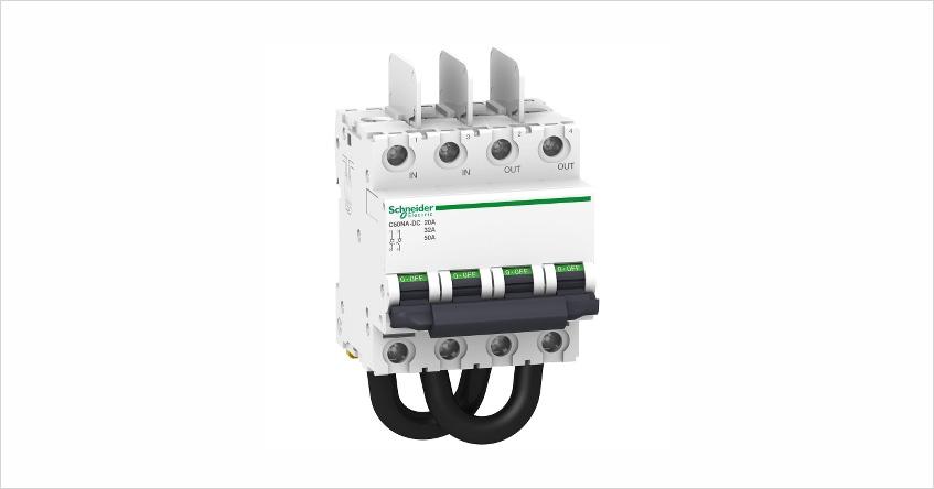Rozłącznik C60NA-DC