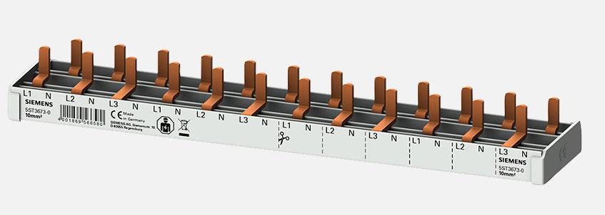 3-fazowa szyna łączeniowa